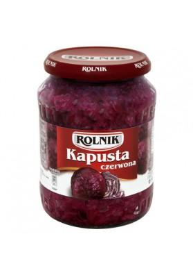 Col rojo fermentado 12x680gr ROLNIK