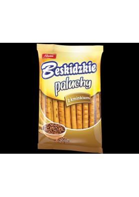 Palitos de pan con comino  PALUCHY 12x100gr AKSAM