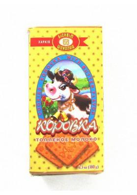 Galletas  KOROVKA  sabor mantequilla 180gr