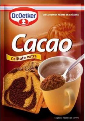 Cacao en polvo 30x50gr Dr.Oetker