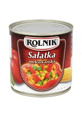 Ensalada de verduras  MEXICANO 8x425ml ROLNIK