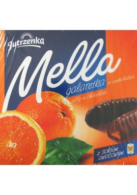 Bombones de jalea sabor naranja 190gr JUTRZENKA