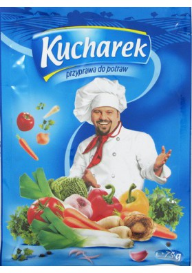 Especias de verduras  KUCHAREK 75gr PL