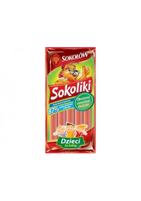 SOKOLOW SalchichasSOKOLIKI hot-dogs 140gr