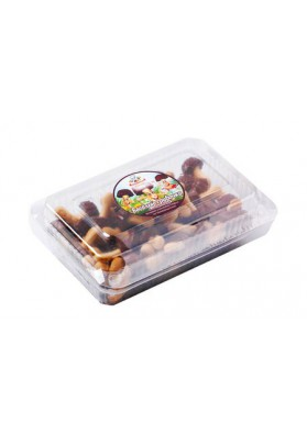 GalletasVESELIE GRIBOCHKI en chocolate 12x250gr VP