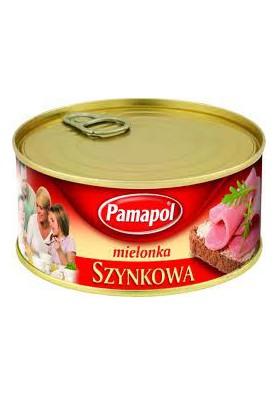 JamonMIELONKA SZYNKOWA300g PAMAPOL