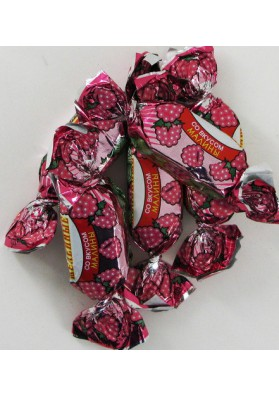 Bombones de jalea con sabor de frambuesa 3kg KO