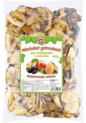 Surtido de frutas secos de 4 ingredientes 10x400gr LEIS