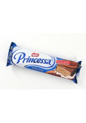 Вафли в молочном шоколаде PRINCESSA 35x35г NESTLE
