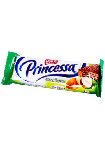 Barquillos en chocolate sabor avellana 35gr GOPLANA