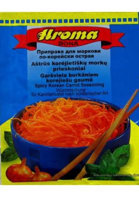 Especias para zanahoria coreana 14x25gr Aroma