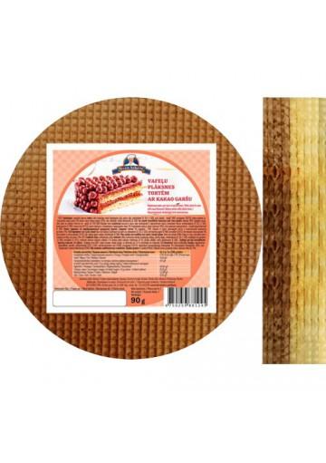 Листы вафельные ваниль-какао 90гр PEKAR