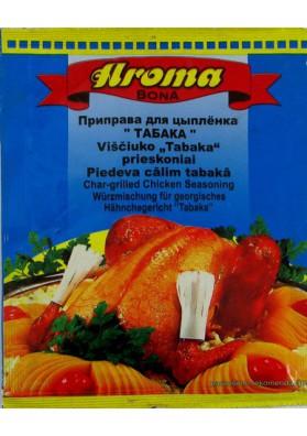 Especias para pollo Tabaca 14x25gr Aroma
