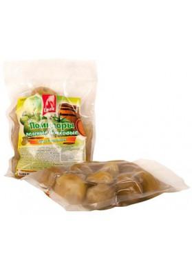 Tomate verde de baril en bolso 16x650gr EMELYA