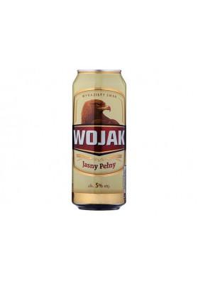 Cerveza claraWOJAK 5%alc. 24x0.5L lata