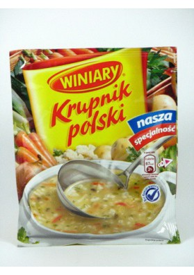 Sopa seco  KRUPNIK 25x59gr WINIARY