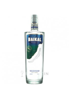 Vodka BAYKAL ORIGINAL 40%alk.0.5L