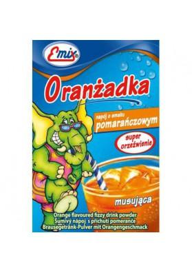 Bebida refrescante en polvo ORANZADKA POMARANCZOWA 30x16gr EMIX