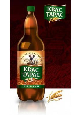 Refresco fermentado de pan  KVAS TARAS  6x2L