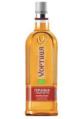 Vodka Jortica MIEL Y PIMIENTO 40%alc.0.5L
