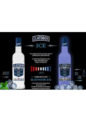 Vodka GORILOCHKA ICE 40%alc.0.7L