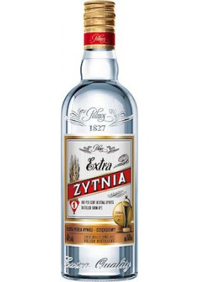 Vodka EXTRA ZYTNIA 40%alc.0.5L PL