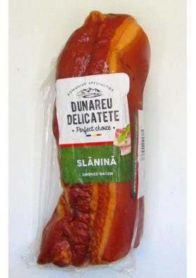 SOKOLOW Panceta ahumado SLANINA de peso DUNAREU