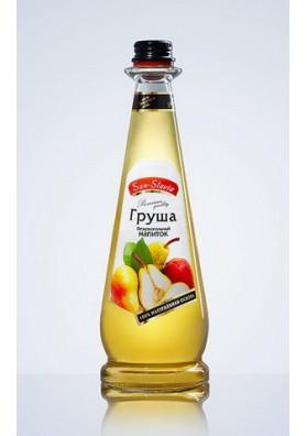 Bebida carbonatada con sabor pera 12x0.5L SAN-SLAVIA