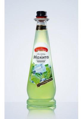 Bebida carbonatada MOJITO  sin alcohol 12x0.5L SAN-SLAVIA