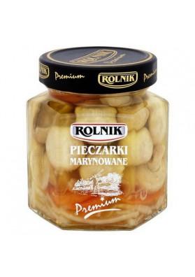 Champiñones marinado  PREMIUM 6x265gr ROLNIK