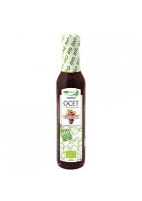 Vinagre de vino tinto organico 6x250gr BIONATURO