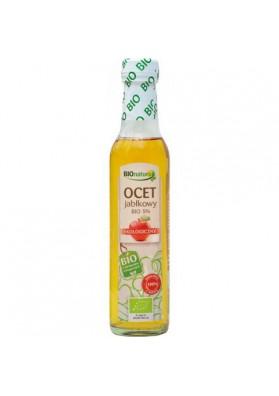 Vinagre de manzana organico  5% 6x250gr BIONATURO