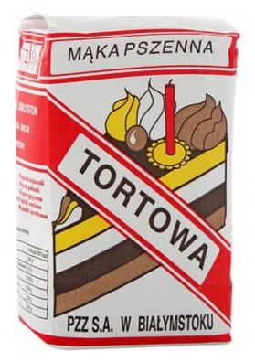 Harina de trigo para tarta 10x1kg PZZ BIALYSTOK