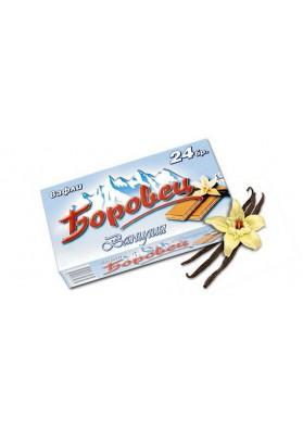 Barquillos sabor vanilla 550gr BOROVEC