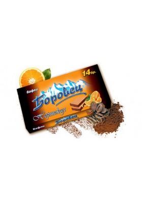Barquillo con sabor de naranja PORTOKAL 24x300gr BOROVEC