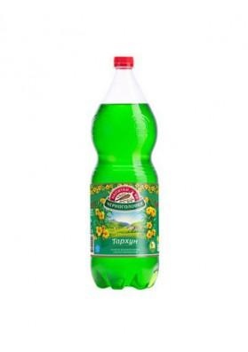 Refresco con sabor de estrgon TARHUN 6x2L CHERNOGOLOVKA