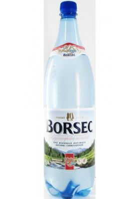 Agua mineral con gas 6x1.5L BORSEC