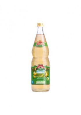 Refresco con sabor de pera DYUSHES 6x1L. CHERNOGOLOVKA
