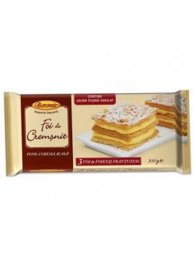 Torta seca para tarta 12x380gr BOROMIR