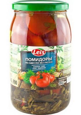 Tomate conservado PO ODESSKI sin vinagre 8x900ml LEIS