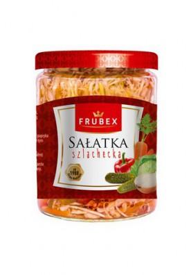 Ensalada de verduras  SZLACHECKA 8x470gr FRUBEX