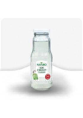 BIO Zumo de abedul con aloe organico 300ml BIO NATURO