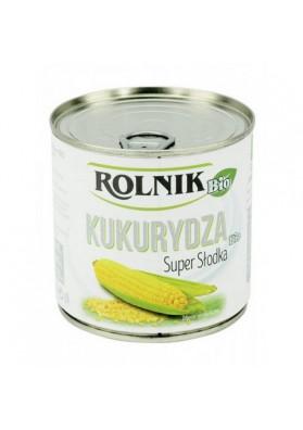 BIO Maiz super dulce 12x340gr ROLNIK