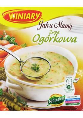 Sopa seco de pepinos 22x44gr WINIARY