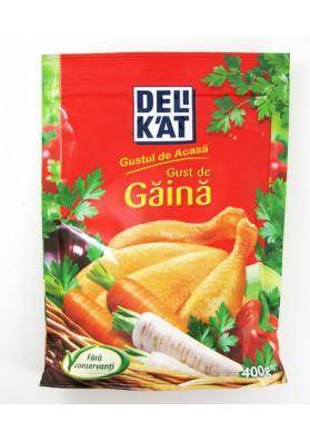 Especias con sabor pollo 12x400gr DELIKAT
