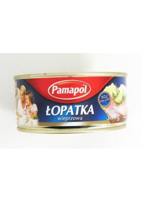 Concerva de carne de cerdo 6x300gr PAMAPOL