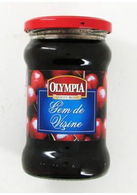 Mermelada de guindas 340gr OLIMPIA