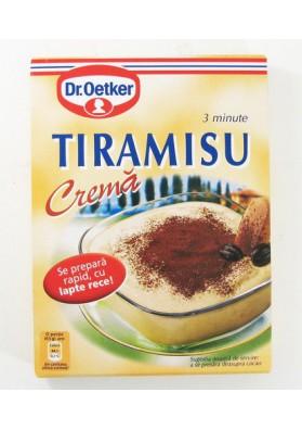 Crema-postre  TIRAMISU 10x60gr Dr.Oetker
