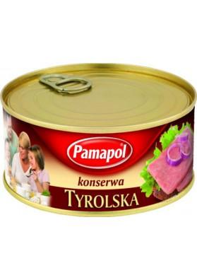 Concerva TYROLSKA 6x300gr PAMAPOL