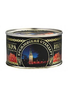 Икра красная лососевая 36x140гр КРЕМЛЕВСКИЙ СТАНДАРТ